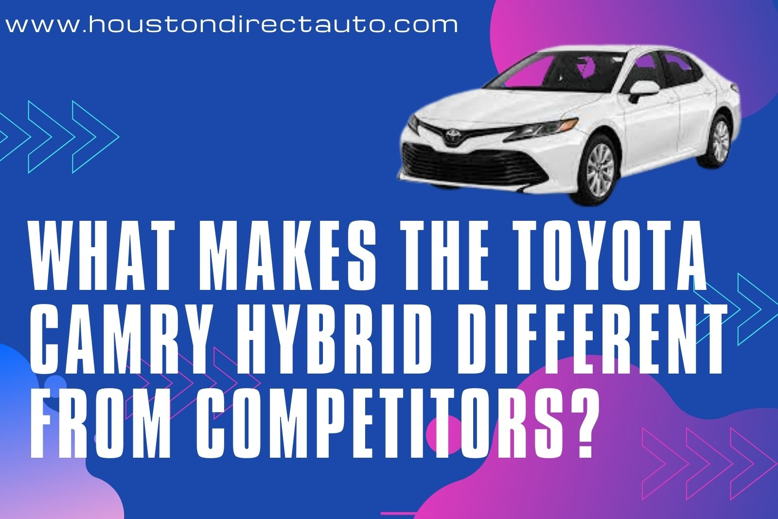 Used Toyota Camry For Sale In Houston TX