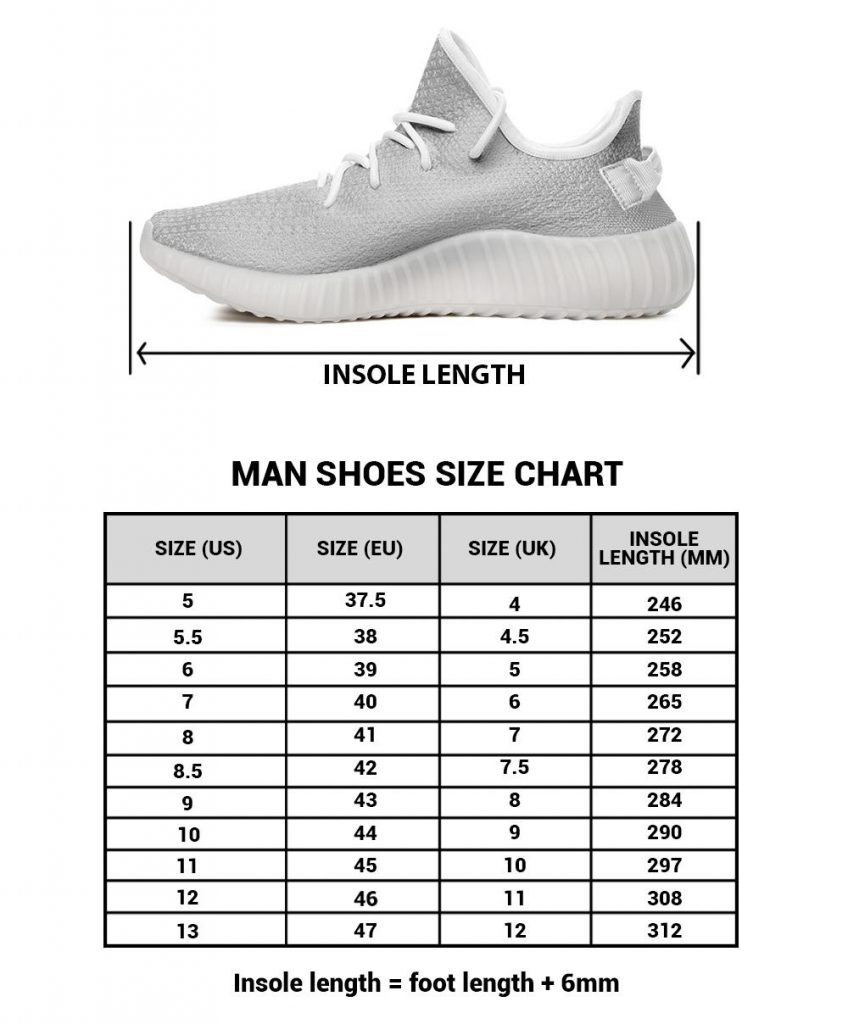 Size Chart Guide - Herashine