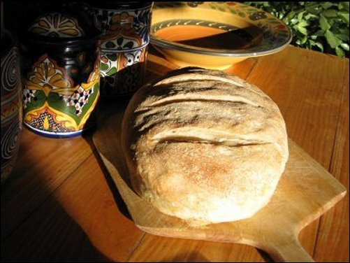 high altitude baking, fresh bread