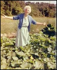 Ruth Stout No-Dig Duchess, homesteading, homesteader