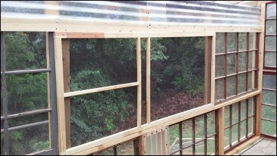 greenhouse windows, poor man's greenhouse. You can Build a Greenhouse Using Old Windows.