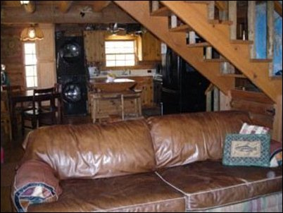 couch cabin