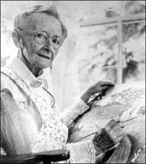 folk art grandma moses