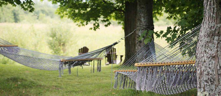hammocks homesteading