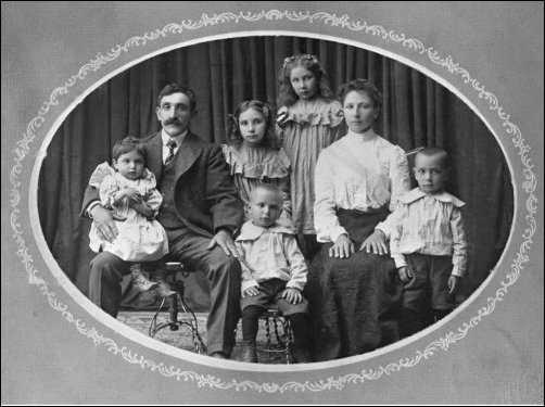 Rachel Calof family