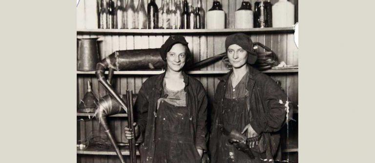 women bootleggers