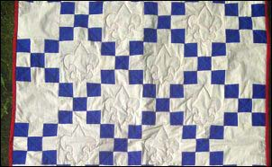 quilt patterns irish chain