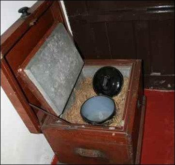 Older haybox cooker