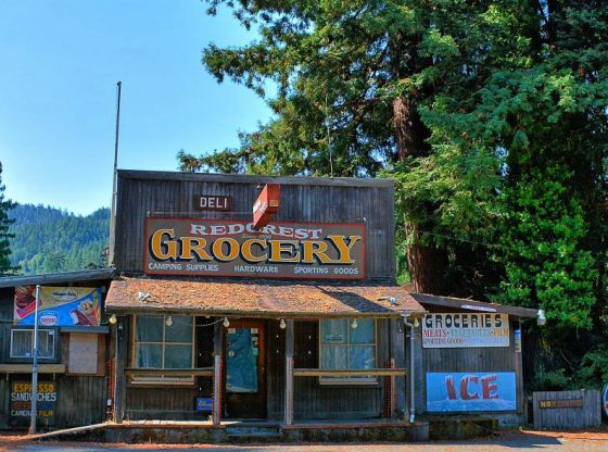 history of the general store homesteading