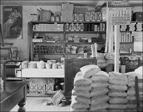 history of the general store