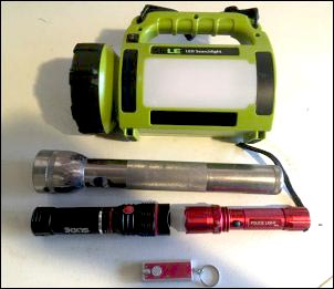 flashlights-Best-Gifts-for-Homesteaders