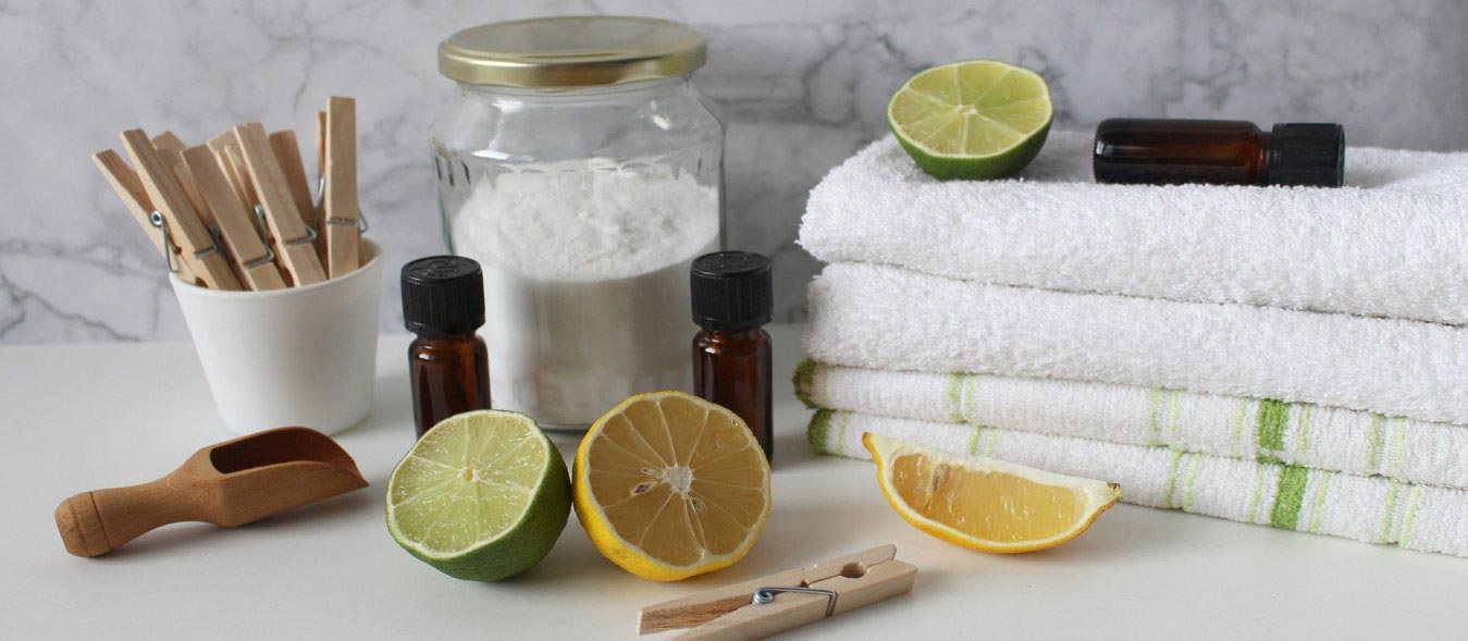 toxic cleaners, chemical-free cleaners, natural cleansers, essential oils, deep cleaning, How To Have A Naturally Clean Home