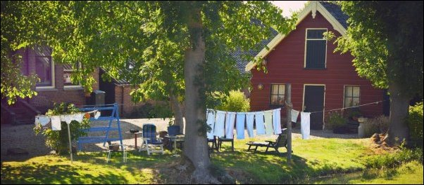 hanging laundry to dry, toxic cleaners, chemical-free cleaners, natural cleansers, essential oils, deep cleaning, How To Have A Naturally Clean Home