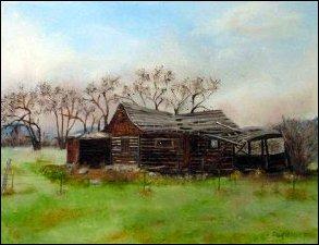 Birdie Brown homestead, black woman homesteader history, african american woman homesteader history, Bertie Brown
