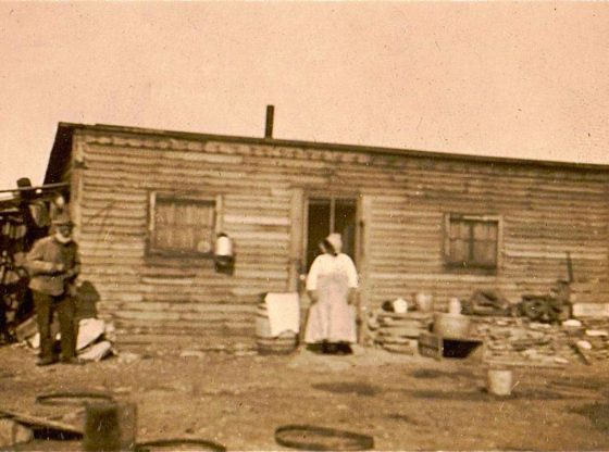 black woman homesteader history, african american woman homesteader history