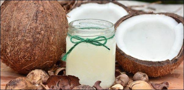 fresh coconut oil, herbal-salve-making, herbal salve recipes, how to make herbal salves