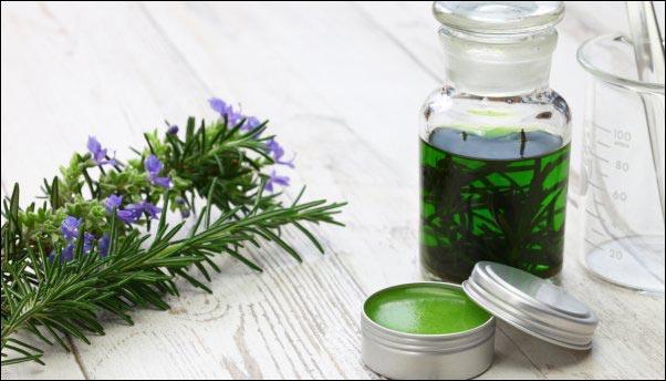 rosemary salve, salve making ingredients, herbal-salve-making, herbal salve recipes, how to make herbal salves