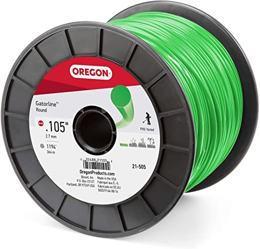 NYLON 2,65 MM 364 MTS PERFIL REDONDO OREGON