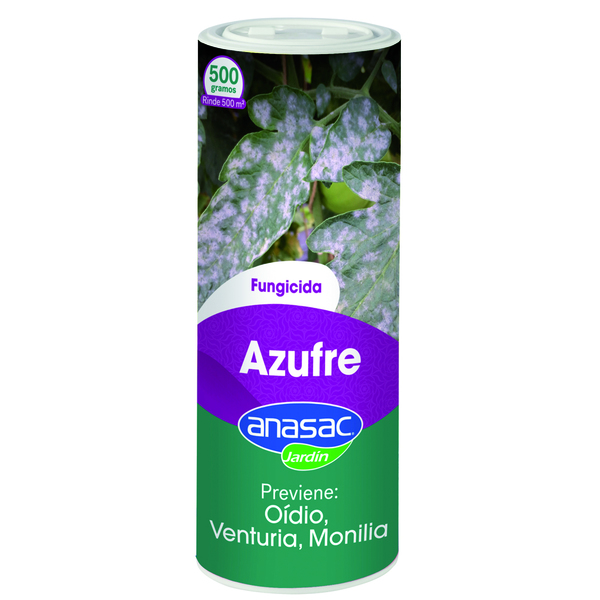 AZUFRE 80-WP  500 grs