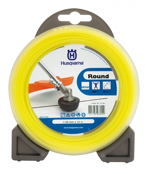 NYLON HUSQVARNA 2.0 mm 15 mts