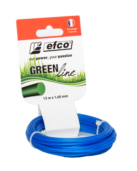 NYLON 1,6 mm 15 mts EFCO