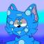 Aqua the Wolfdog