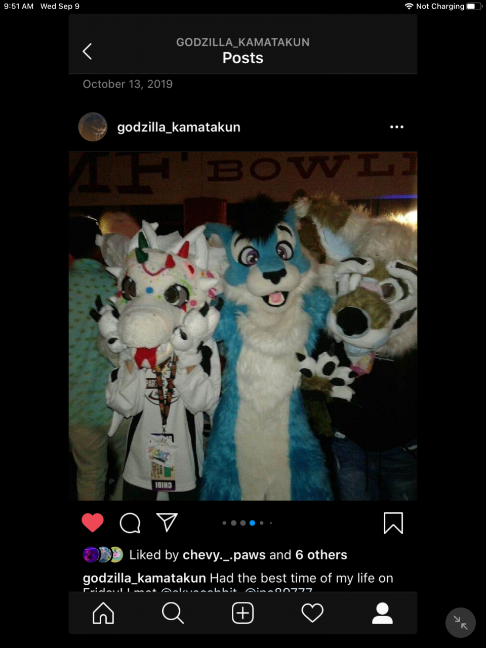 Throwback to exactly a year ago yesterday!! Best day of my life 2020-09-09 - Me, Skye Cabbit, and Ocean