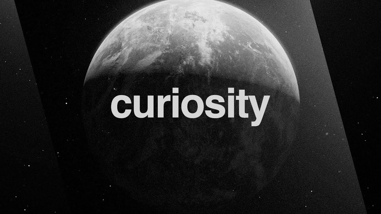 Follow your curiosity, and lead the future!