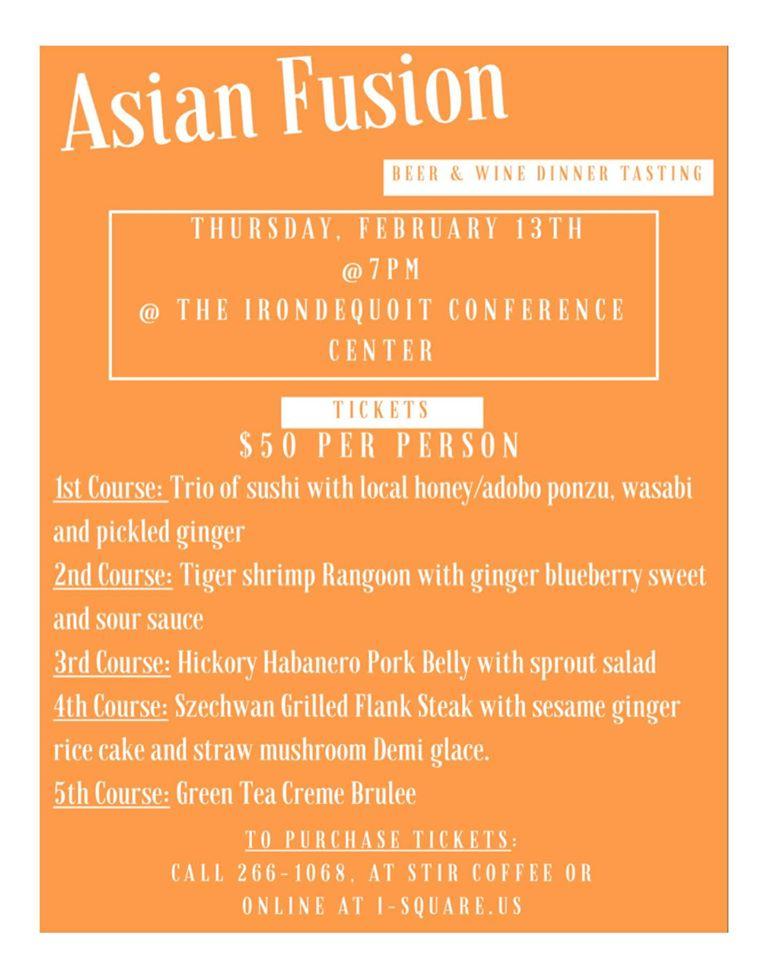Asian Fushion