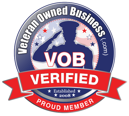 Veterna Owned Business Badge