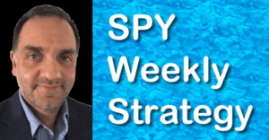 SPY Weekly Strategy image
