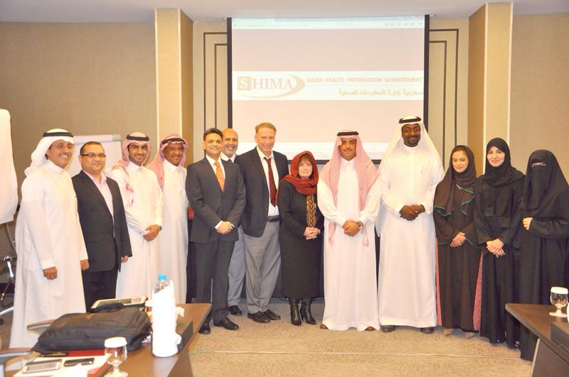 SHIMA-Saudi-Health-Information-Management-Association