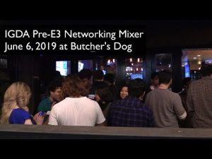 Pre-E3 2019 Mixer