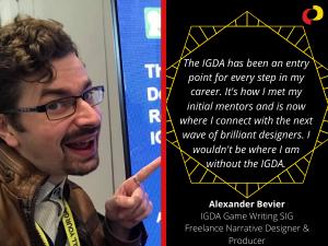 Volunteer Appreciation 2020: Alexander Bevier