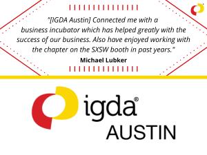 Volunteer Appreciation 2020: IGDA Austin