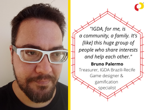 Volunteer Appreciation 2020: Bruno Palermo