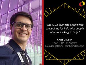 Volunteer Appreciation 2020: Chris DeLeon