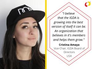 Volunteer Appreciation 2020: Cristina Amaya