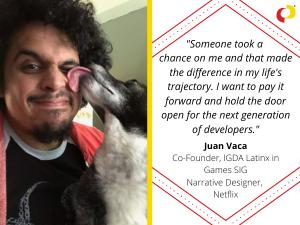 Volunteer Appreciation 2020: Juan Vaca