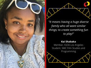 Volunteer Appreciation 2020: Kai Shabaka
