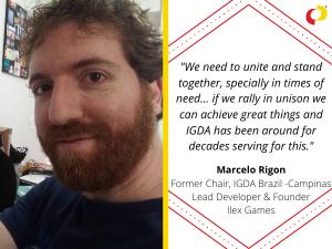 Volunteer Appreciation 2020: Marcelo Rigon