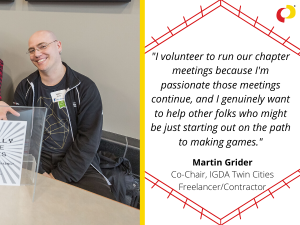 Volunteer Appreciation 2020: Martin Grider