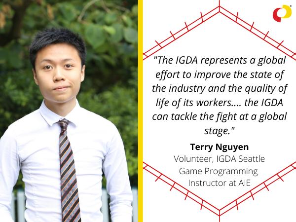 Volunteer Appreciation 2020: Terry Nguyen
