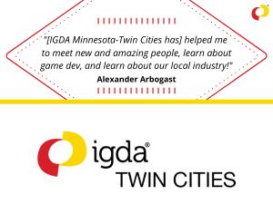 Volunteer Appreciation 2020: IGDA Twin Cities