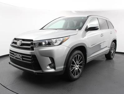 Used TOYOTA HIGHLANDER 2018 WEST-PALM SE