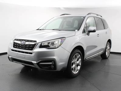 Used SUBARU FORESTER 2018 WEST PALM TOURING