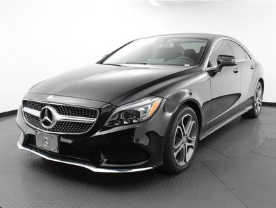 Used MERCEDES-BENZ CLS 2016 WEST PALM CLS 400