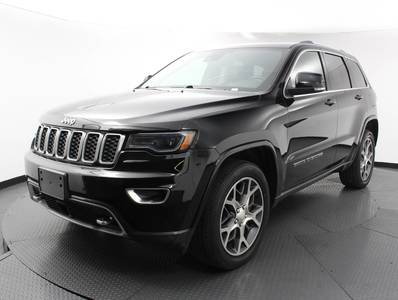 Used JEEP GRAND-CHEROKEE 2018 WEST PALM STERLING EDITION