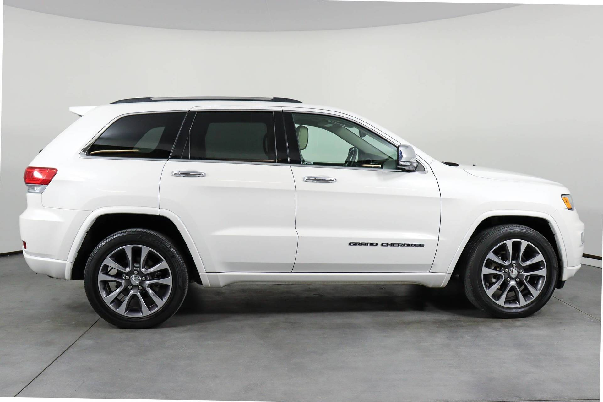 used vehicle - SUV JEEP GRAND CHEROKEE 2018
