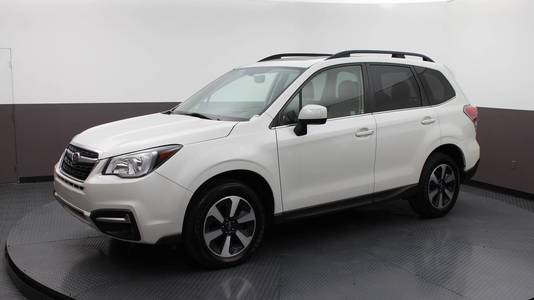 Used SUBARU FORESTER 2018 WEST PALM LIMITED